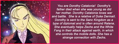 I'm Dorothy Catalonia!